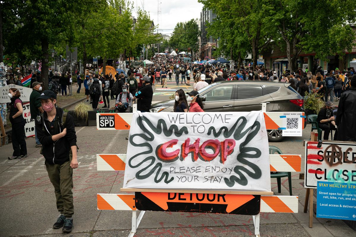 Seattle S Autonomous Zone Is Not What You Ve Been Told In 2020 Seattle Black Lives Matter Movement Black Lives Matter
