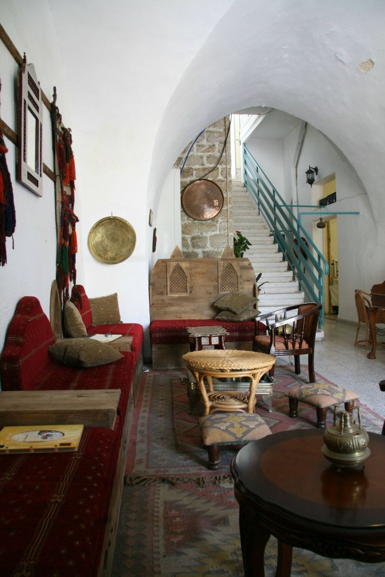 Guesthouse in the Old City, Nazareth, Israel Decor, Home