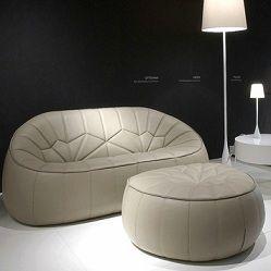 Ottoman sofa by ligne roset i know it 39 s weird but i love it dream home - Pumpkin sofa ligne roset ...