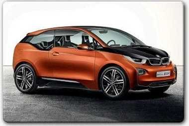 2018 2019 Bmw I3 Concept Coupe Electric I3 From 2018 2019 Bmw