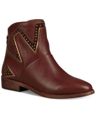 54f0025fd57 UGG® Lars Ankle Booties | macys.com | OMG Shoes. | Boots, Suede ...