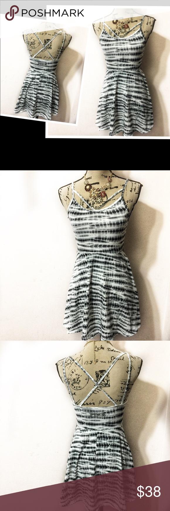 Victoriaus secret spandex skater dress nwt my posh closet
