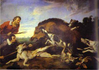 Pittura di Frans Snyders