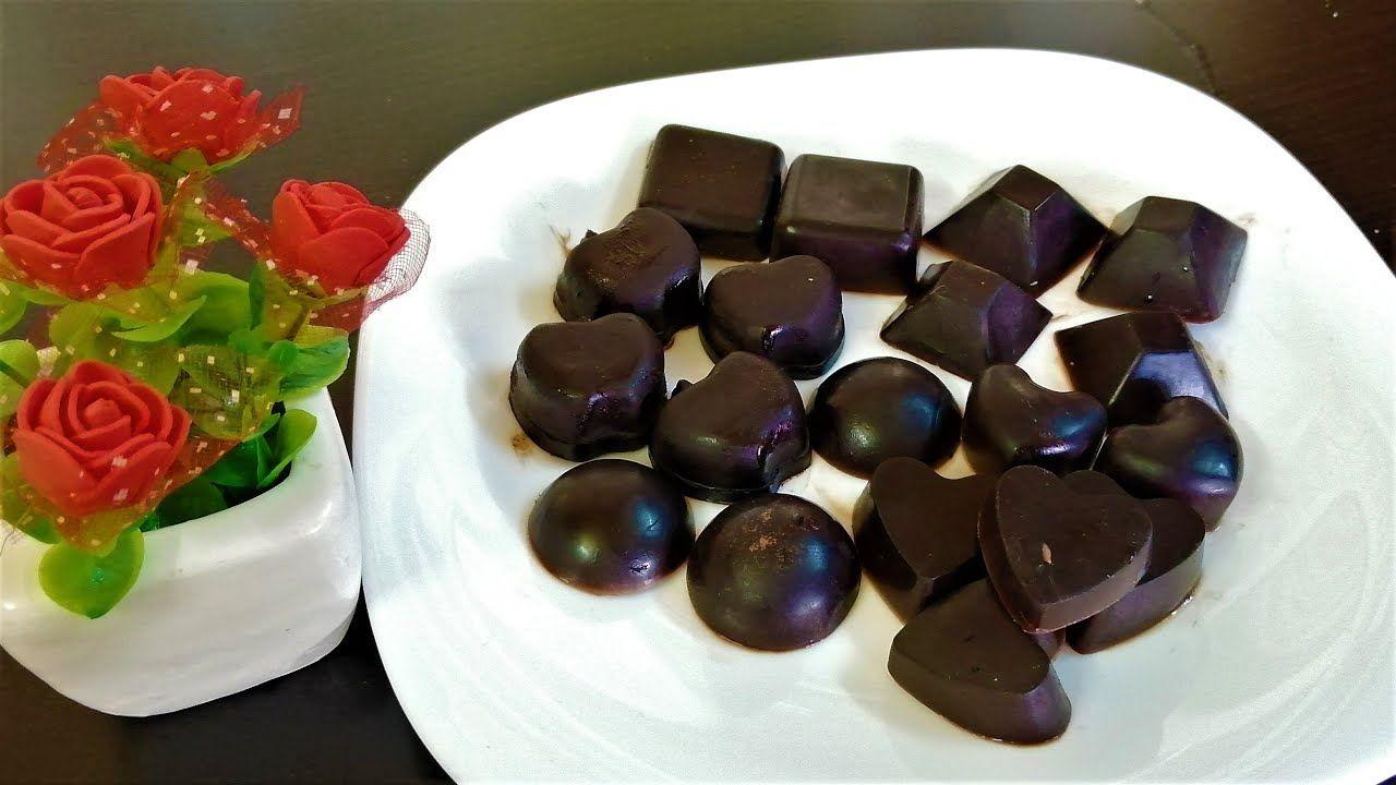 الشوكولا الخام ولا اسهل Desserts Food Fruit