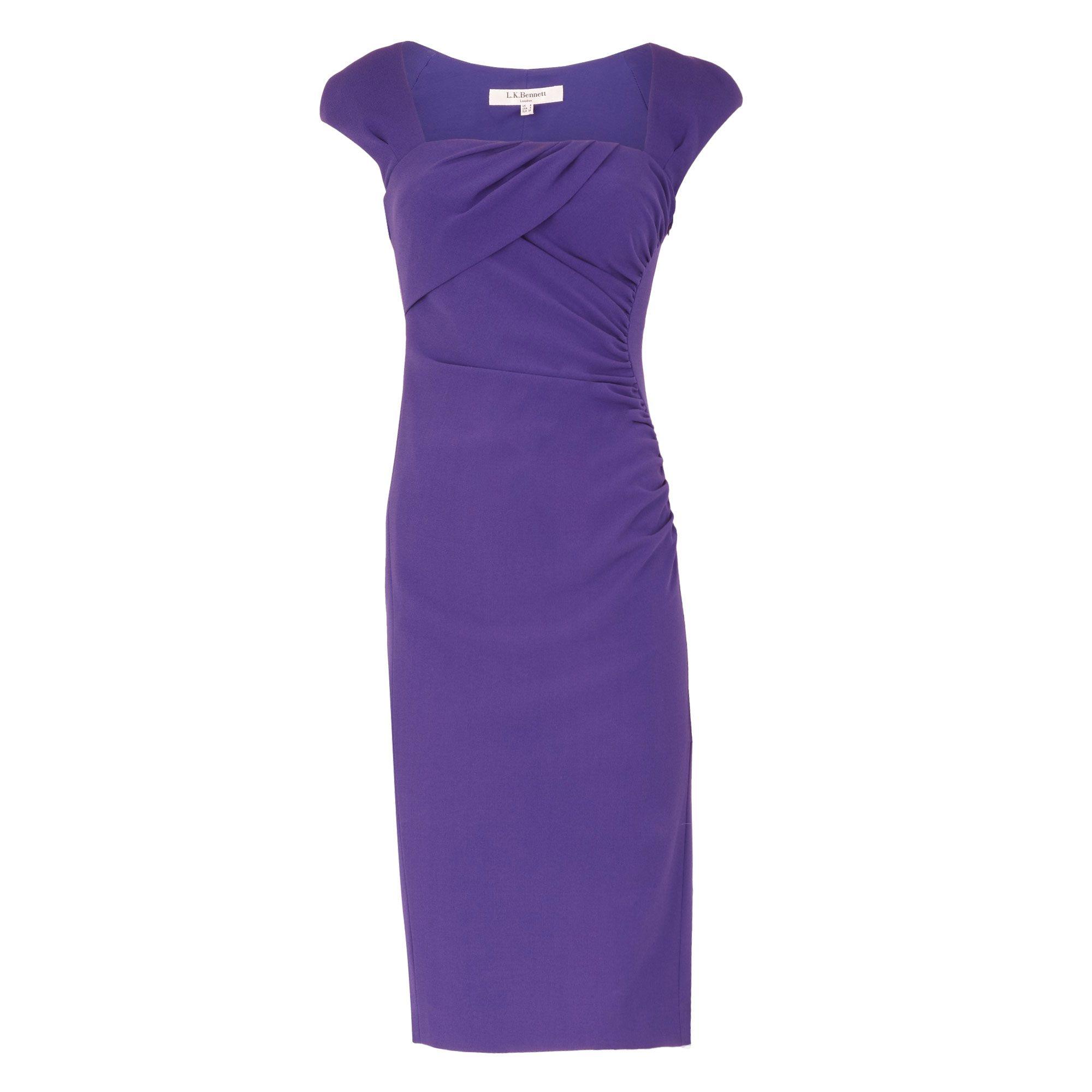 Tina Dress Regalia L.K.Bennett | Fashion | Pinterest