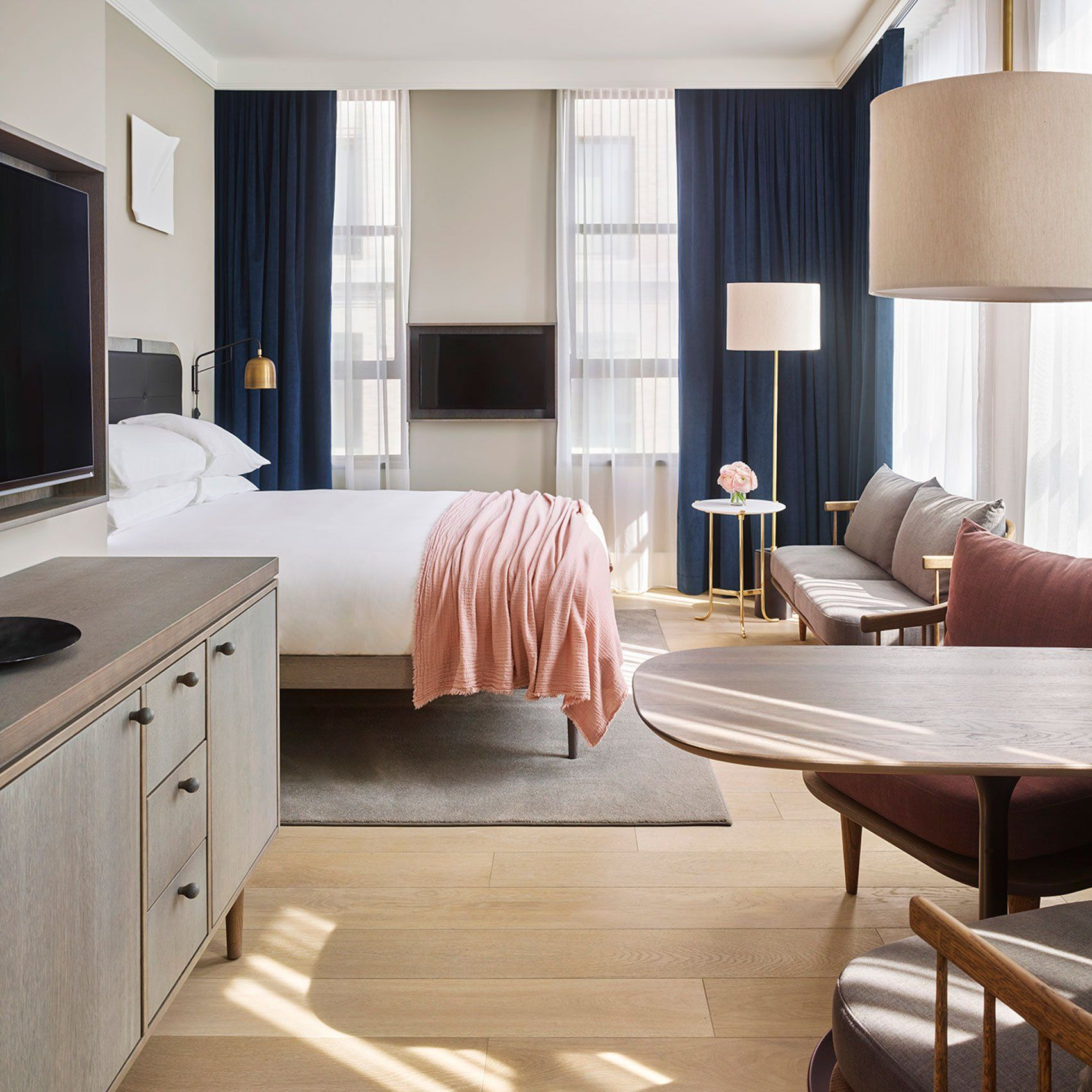 the best interior design projects of the year in our 2016 review include a london apartment - Cork Apartment Design
