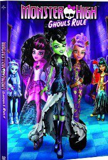Monster High: Ghouls Rule! (TV Movie 2012)