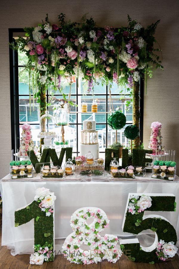 Secret Garden Party at Cipura Restaurant Masha Creative Wedding
