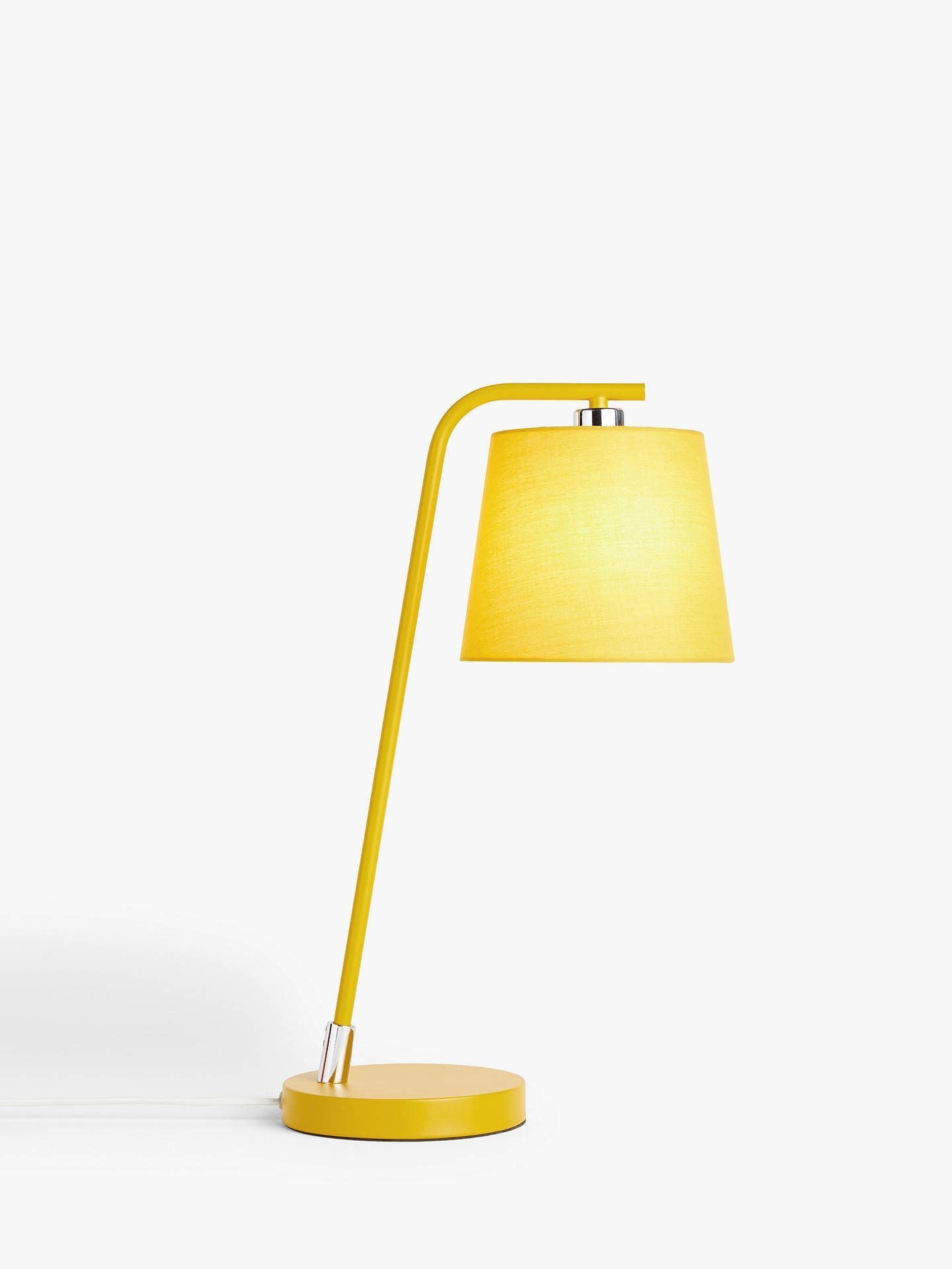 House by John Lewis Harry Table Lamp, Grey   Lamp, House ...