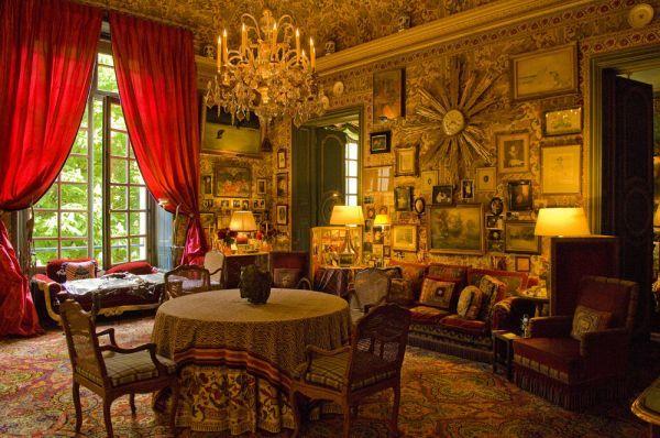 Le Somptueux Appartement D Isabelle Et Hubert D Ornano Appartement Interieur Anglais Et Maison Paris