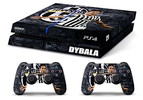 Skin Ps4 Whitep Hd Dybala Ultras Juventus Limited Edition Playstation 4 Cover Decal Zocken
