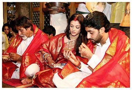 Rai Wedding Photo Aishwarya