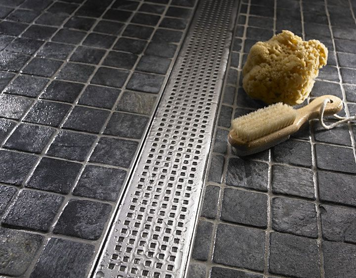 Buy quartz by aco linear shower drains at www