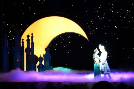 A Whole New World Carpet Ride Aladdin Broadway