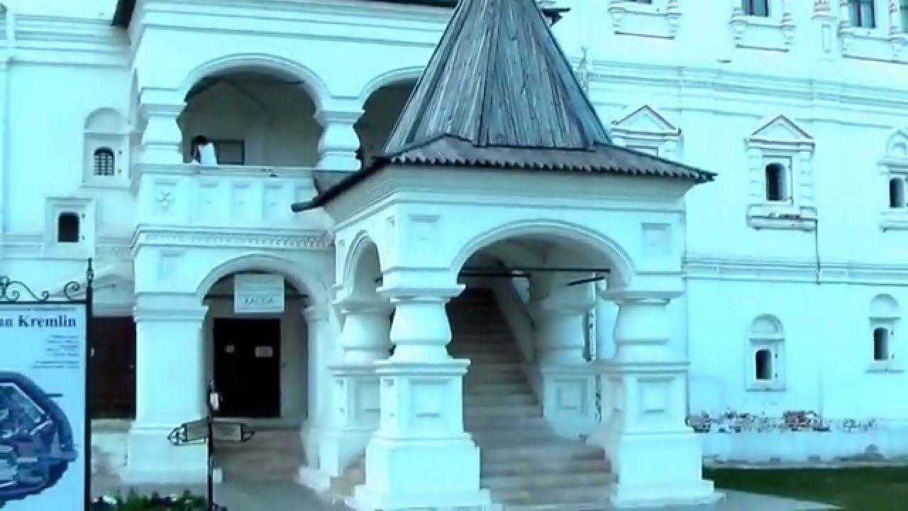 Рязанский Кремль - туристическая достопримечательность России!