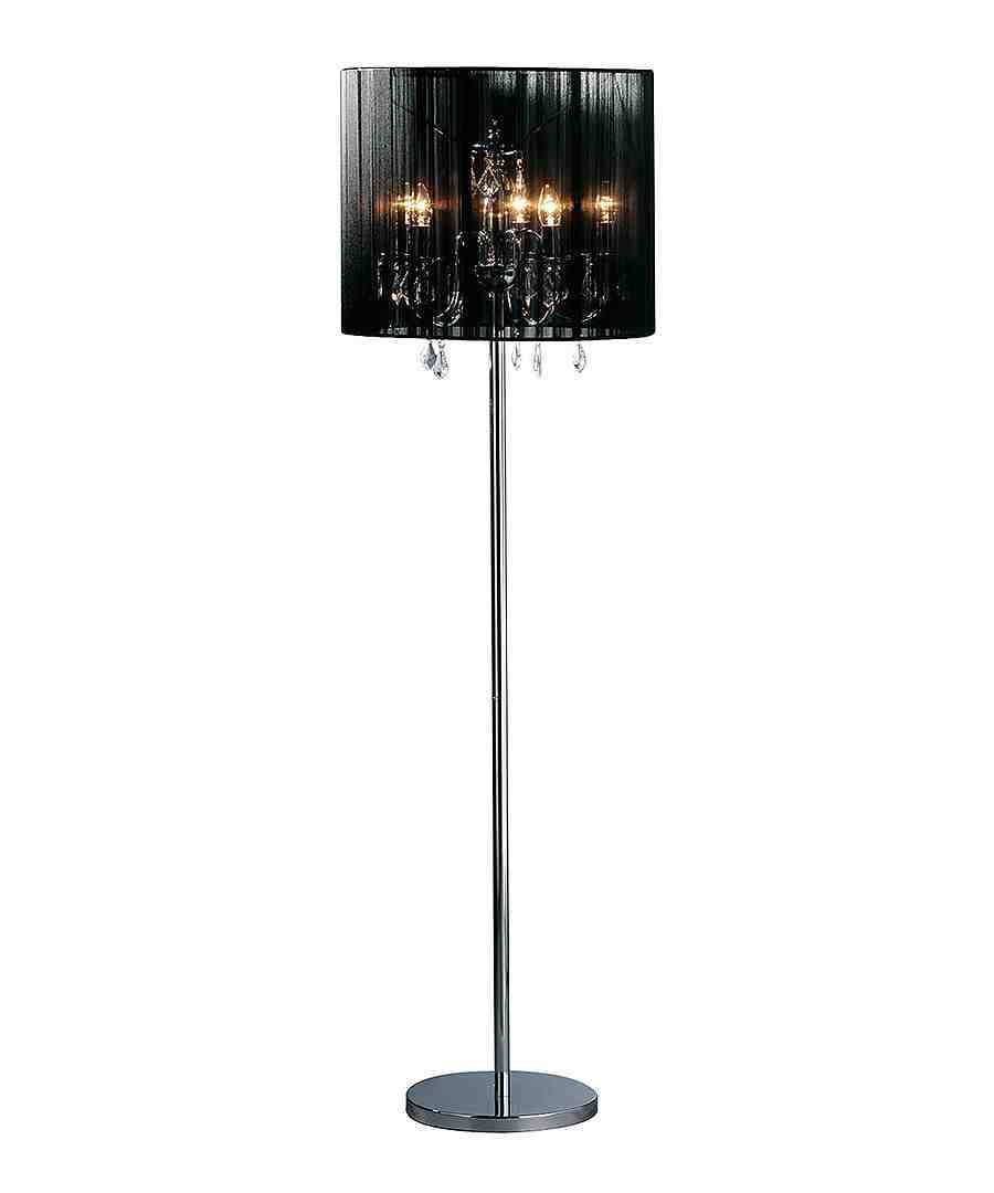 Divine Tall Crystal Floor Lamp 3 Styles 4 Colours Stylish Floor Lamp Modern Floor Lamp Design Floor Lamp Design