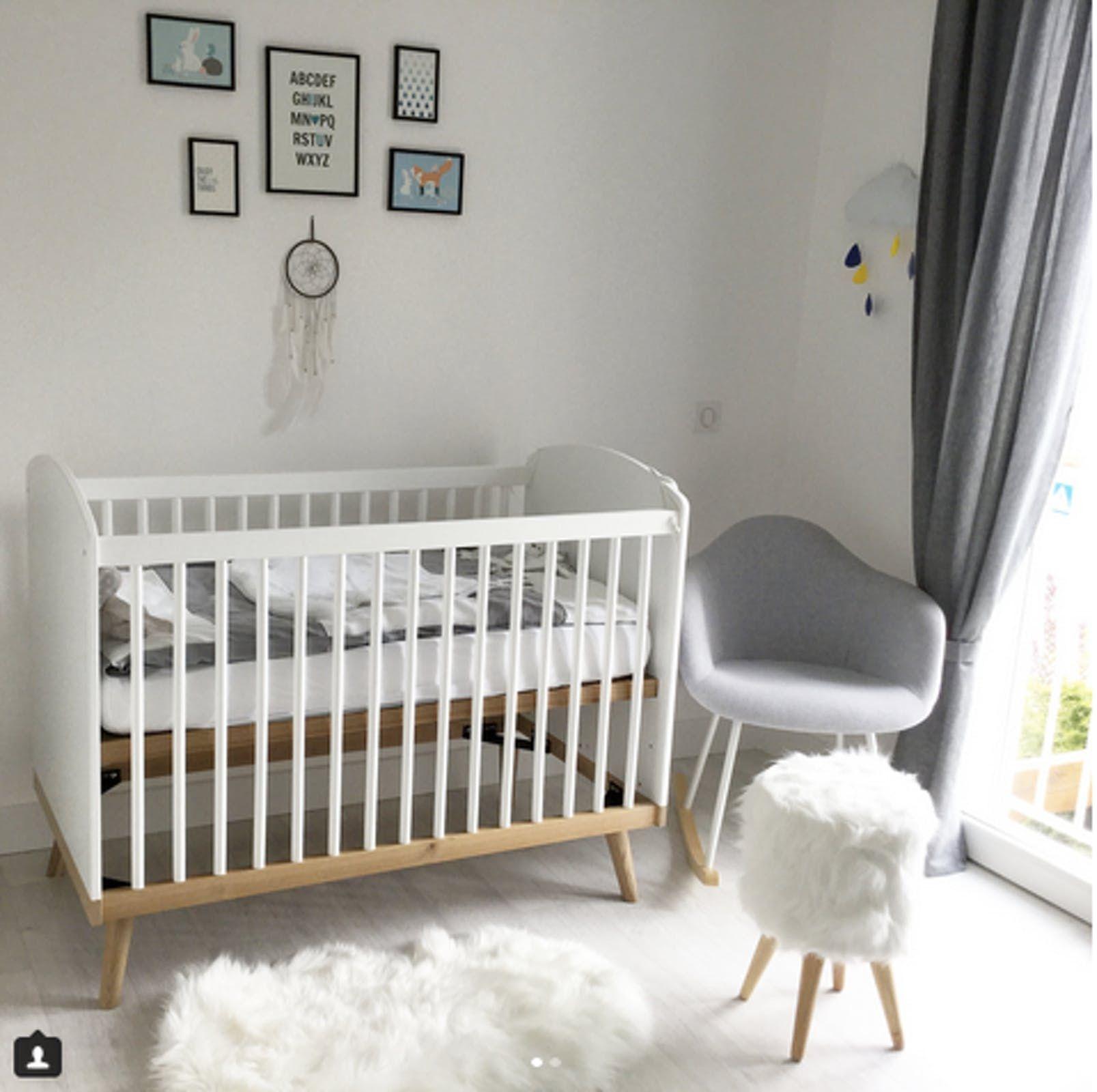 Tapis Chambre Bébé Mixte 12 idées pour décorer la chambre de bébé cet hiver