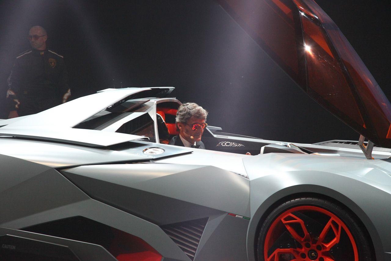 Beau Lamborghini Egoista