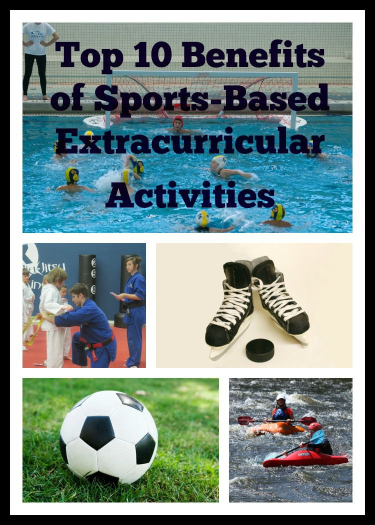 Top 10 Benefits of SportsBased Extracurricular Activities