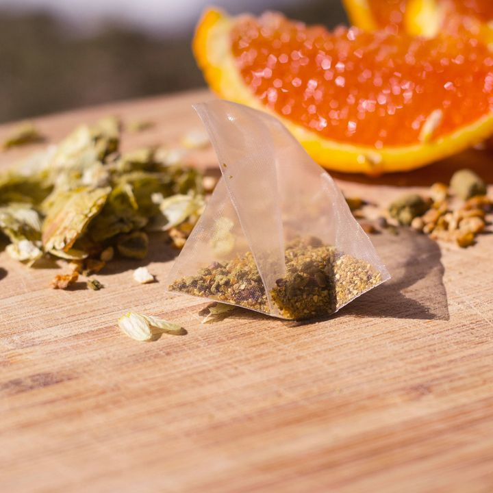 These Hoppy Tea Bags Can Enhance Lackluster Light Beer: The main goal of these sachets? To transform mediocre beer into a flavorful craft brew with character.