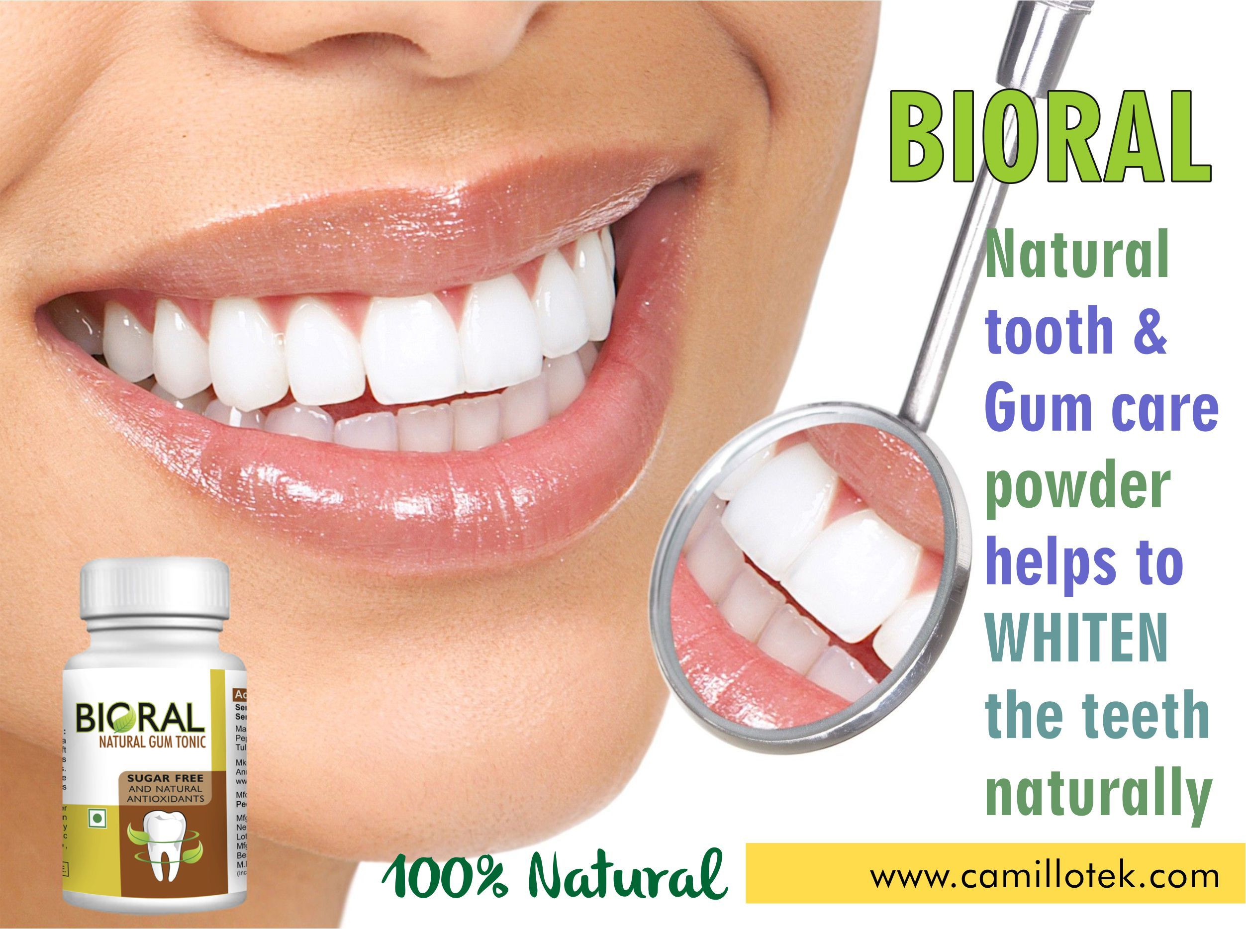 Benefits and harm of tooth powder
