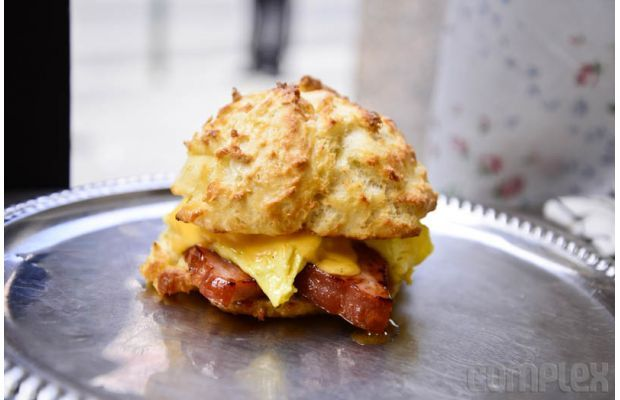 The 10 Best Breakfast Sandwiches In Nycsavory Breakfast