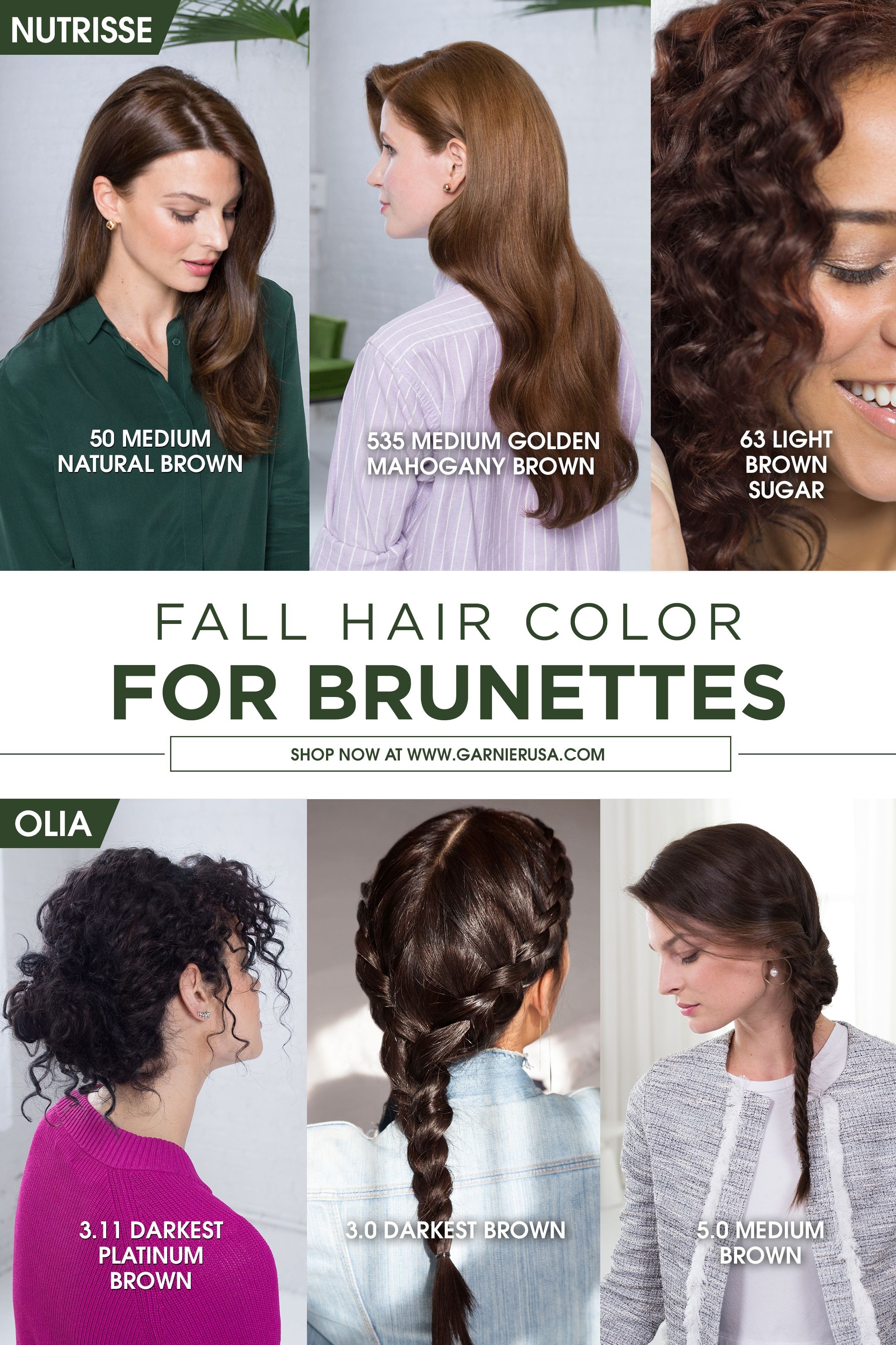 Fall Is Here Which Means It S Time To Switch Out Your Hair Color