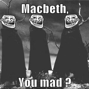what are the witches predictions for macbeth