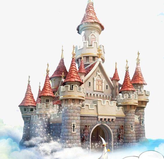 Castle в 2020 г.   Картонный замок, Замок принцессы и ...