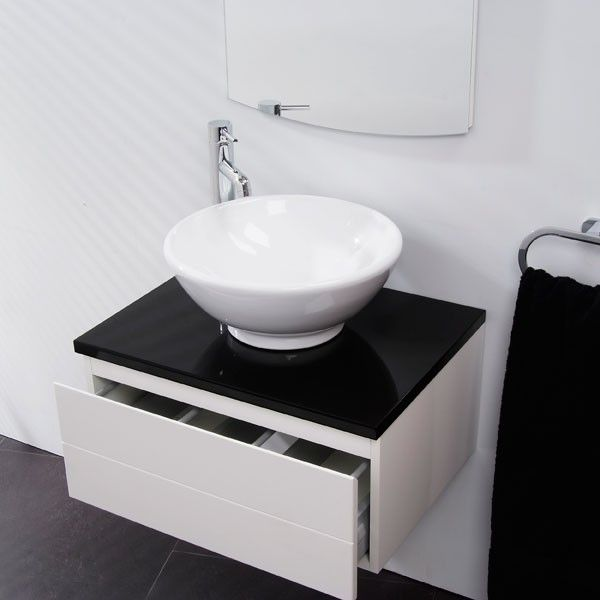 Vail Wall Mounted Basin Unit A
