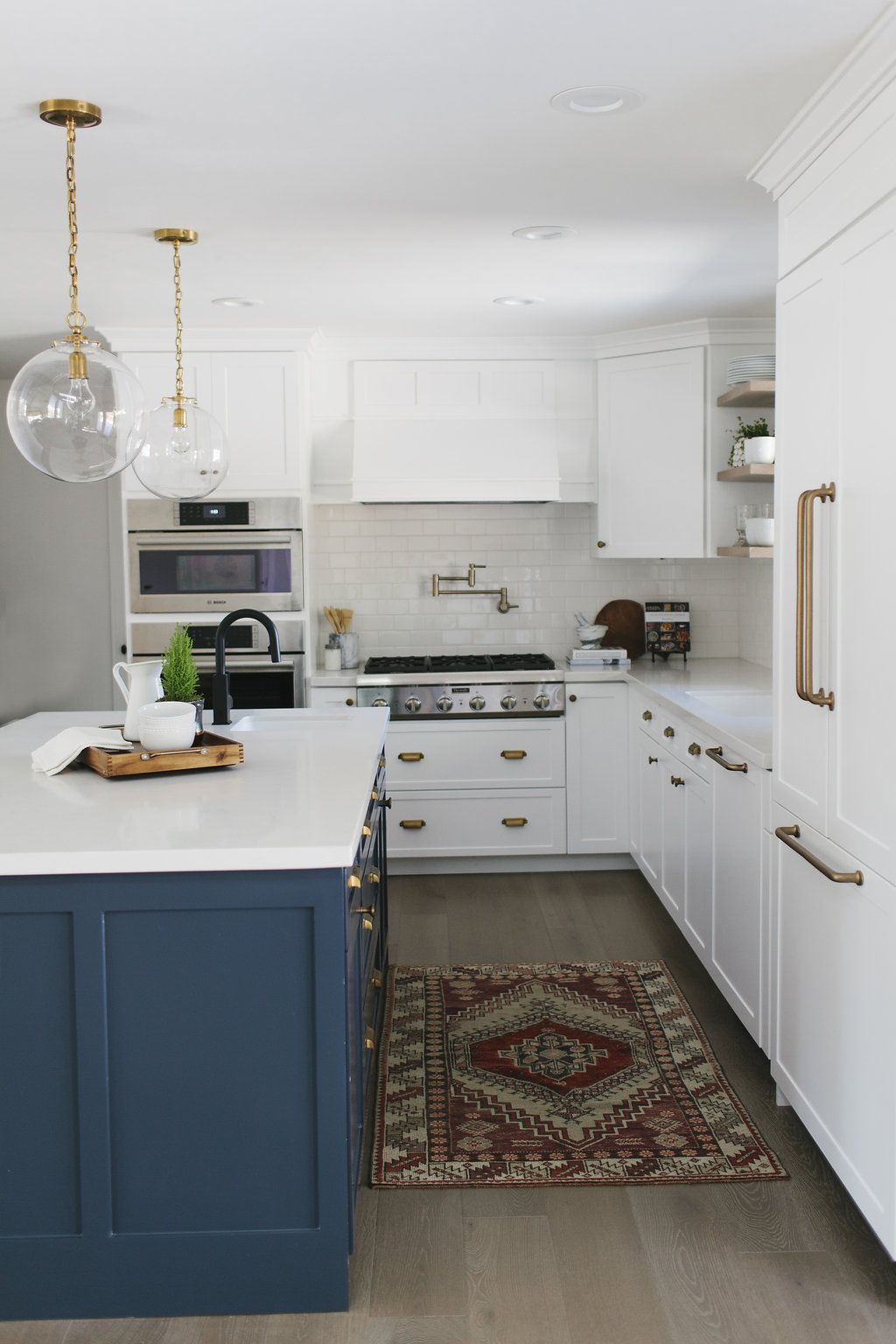 Kitchen Renovations Are Probably One Of The Most Complicated Design Projects That Homeowners Often Tack Gorgeous White Kitchen Home Kitchens Kitchen Renovation