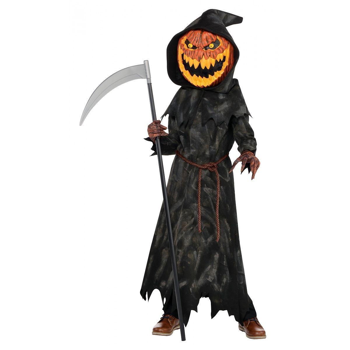 Swamp Creeper Ghoul Boys Fancy Dress Halloween Spooky Ghost Kids Childs Costume