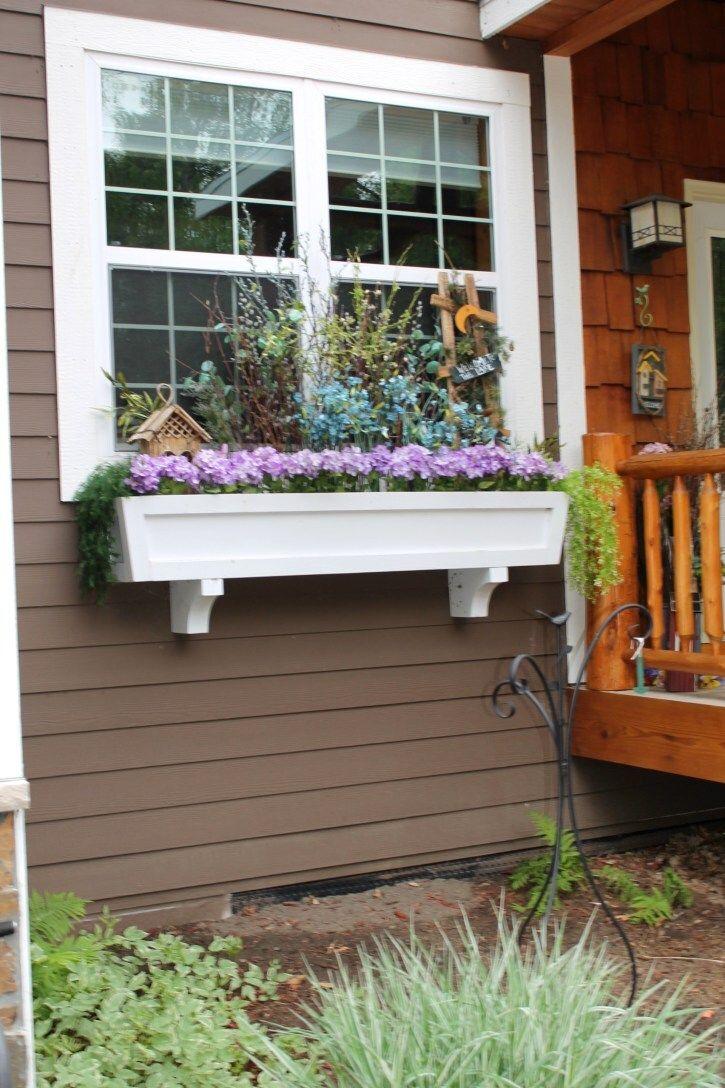 30 neat and beautiful self watering window box window