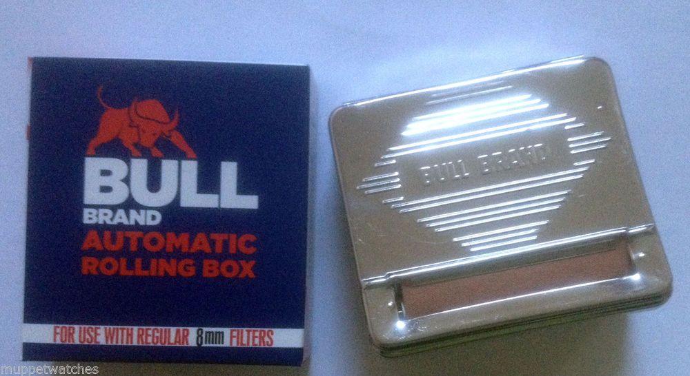 Bull Brand Automatic Standard Regular Size Rolling