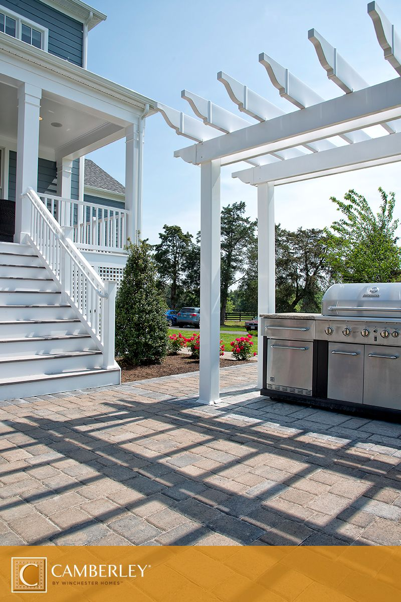 Executive Anvil With Images Winchester Homes Patio