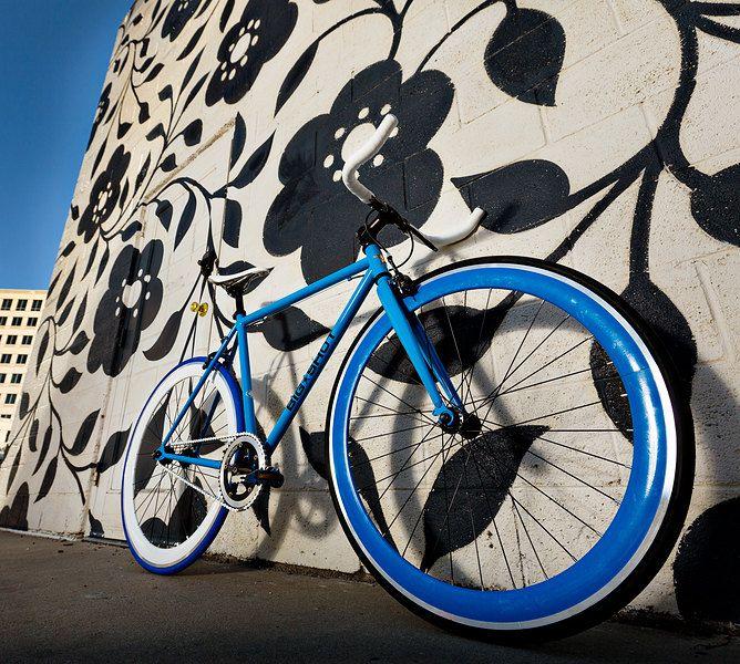 Big Shot Bikes Single Speed Bike Gallery
