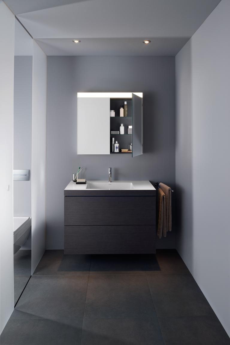 Miroir Salle De Bain Duravit ~ eclairage et miroir duravit for the home pinterest miroirs