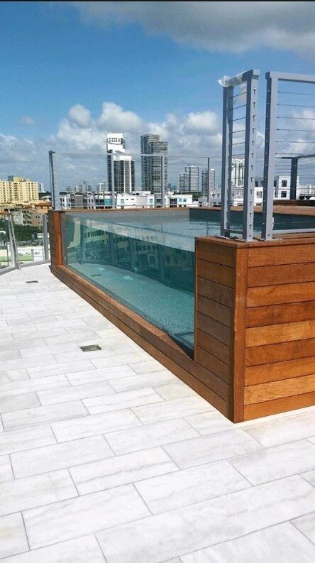 Swimming Pool Windows Pool Windows Acrylic Pools In 2020