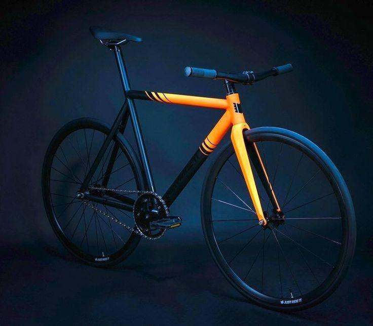 Cool Slick Concept Bikingpainting Paint Bike Fixie Bike