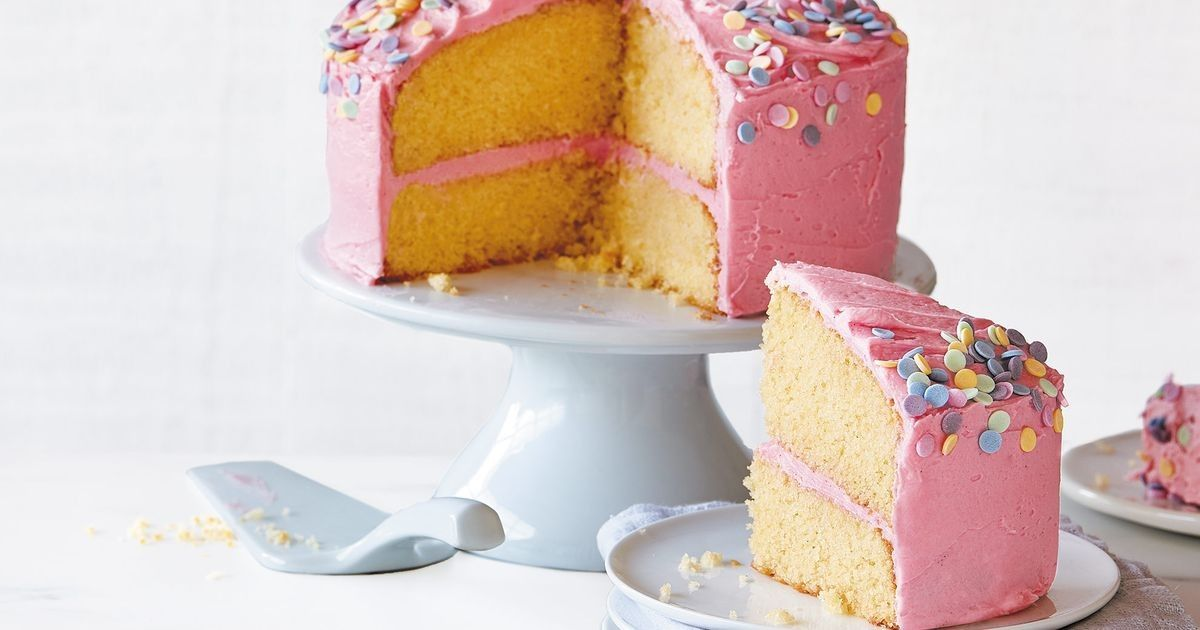 Classic butter cake recipe cake recipes cake vanilla