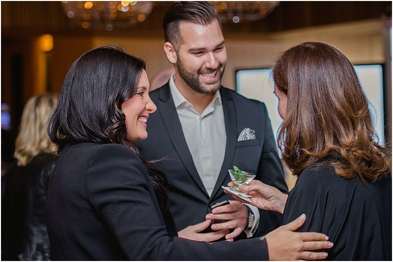 Shangri-La Toronto Wedding professional dinner, photography by Krista Fox Photography