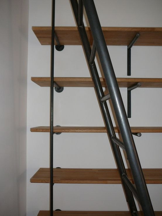 pingl par atelier machline sur garde corps en acier sur. Black Bedroom Furniture Sets. Home Design Ideas