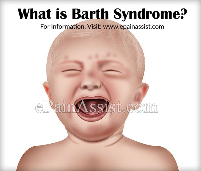 Barth Syndrome | Genetic disorders, Syndrome, Genetics