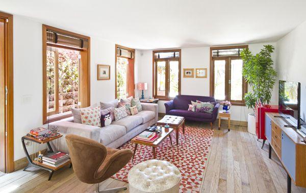 La casa perfecta (roja y en Sao Paulo) · The perfect house (red and