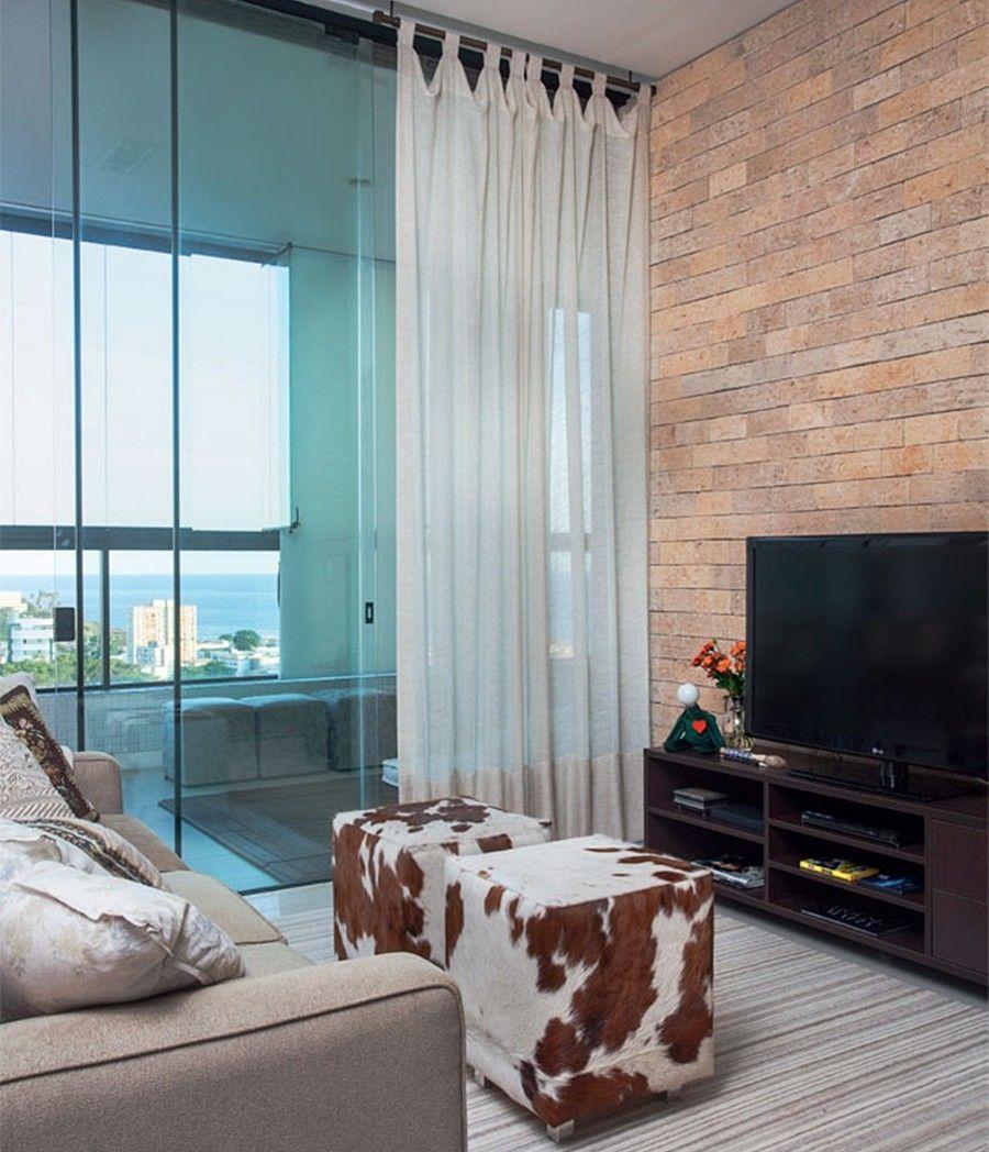 Decora o de sala de estar pequena 50 dicas poderosas - Salas de estar pequenas ...