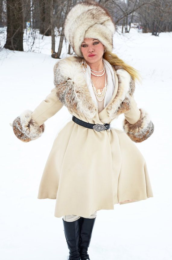 Items similar to The Snow Queen Hat , for a Russian Princess. on Etsy #queenshats