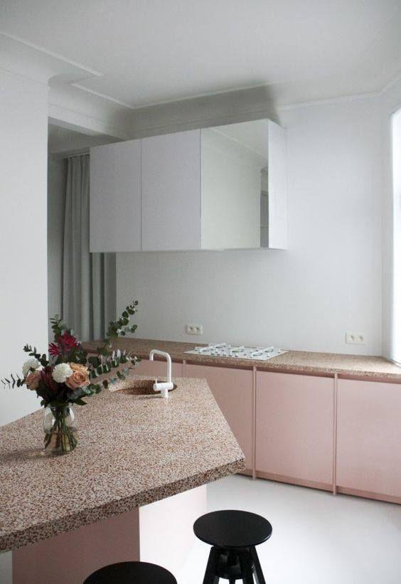 Pour moderniser une cuisine, on la joue bicolore ! Inspiration