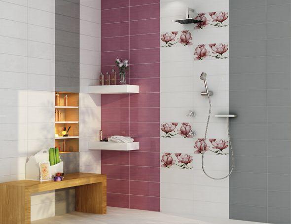 Blossom Rak Ceramics Ceramic Tiles Gres Porcellanato Bathware