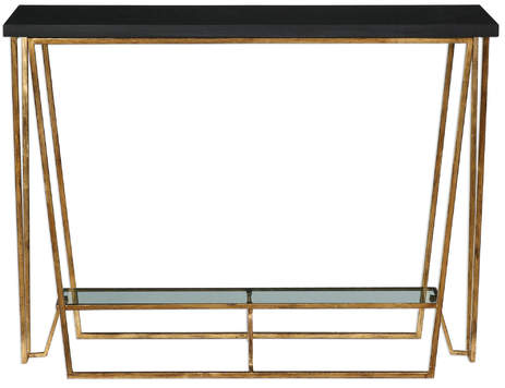 Volta Console Table, Black in 2018 Products Console Table