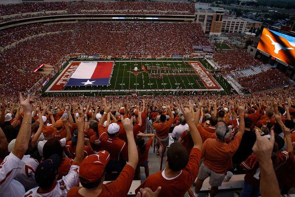 Darrell K Royal Texas Memorial Stadium Photos Photos Texas Tech V